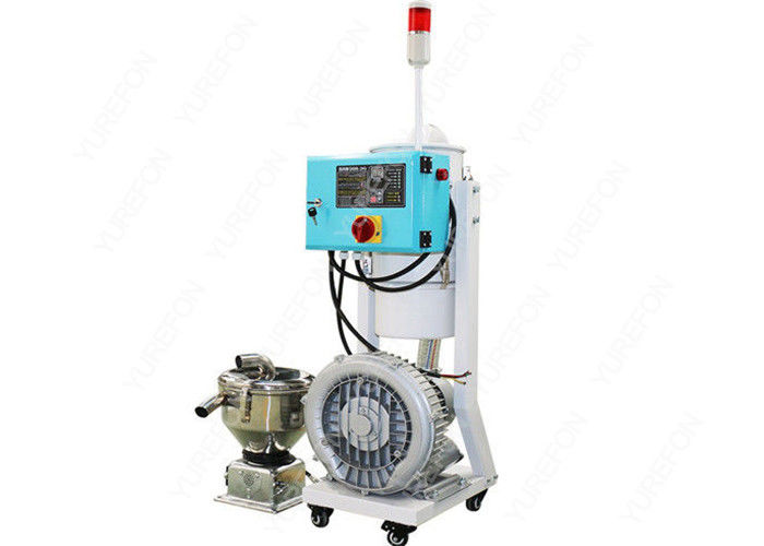 Light Green Plastic Auxiliary Machine , SN - 300G Power Pellets Plastic Vacuum Loader